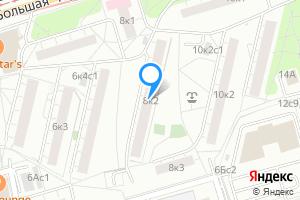 Однокомнатная квартира в Москве м. Преображенская площадь, Большая Черкизовская улица, 8к2