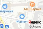 Схема проезда до компании РеасГруппа в Москве