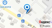 Компания Милан на карте