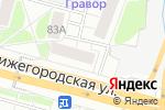 Схема проезда до компании Дези в Москве