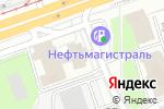 Схема проезда до компании Союзспецодежда в Москве
