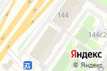 Схема проезда до компании Арбоблок в Москве