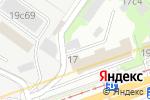 Схема проезда до компании Olivaitalia в Москве