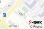Схема проезда до компании Factalex в Москве