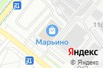 Схема проезда до компании Naves-стиль в Москве