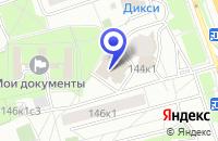Схема проезда до компании ДЕТСКО-ЮНОШЕСКИЙ СПОРТИВНЫЙ КЛУБ ВЫМПЕЛ в Москве