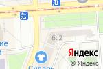 Схема проезда до компании Ломбард Горизонт в Москве