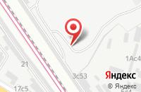 Схема проезда до компании Бумторг в Москве