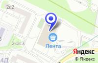 Схема проезда до компании ЯРМАРКА МЕБЕЛИ в Москве