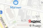 Схема проезда до компании НИИТМ в Москве