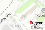 Схема проезда до компании Dik-style в Москве