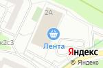 Схема проезда до компании Платежный терминал, Сбербанк, ПАО в Москве
