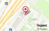 Схема проезда до компании Геликс в Москве