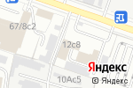 Схема проезда до компании Letdes в Москве