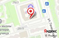 Схема проезда до компании Втб в Москве