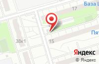 Схема проезда до компании Трейдинвест в Москве