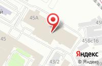 Схема проезда до компании Белая Ворона в Москве