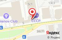 Схема проезда до компании Школа Гостеприимства №1 в Москве