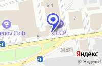 Схема проезда до компании КБ СОЦЭКОНОМБАНК в Москве