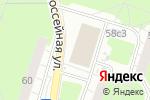 Схема проезда до компании Магазин косметики и бытовой химии в Москве
