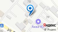 Компания Аква-Юг Новороссийск на карте