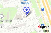 Схема проезда до компании НОТАРИУС ДУБОВИКОВА Е.Ф. в Москве