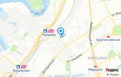 Местоположение на карте пункта техосмотра по адресу г Москва, ул Иловайская, д 2Б стр 2