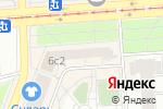 Схема проезда до компании Rieker Antistress в Москве