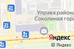 Схема проезда до компании КБ Кредит экспресс в Москве