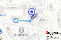 Схема проезда до компании ПРОИЗВОДСТВЕННАЯ ФИРМА ЭКОРА-ТРАНС в Москве