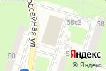 Схема проезда до компании Антилопа в Москве