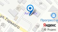 Компания Служба сервиса на карте