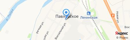 Магазин хозяйственных товаров на карте Белеутово