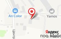 Схема проезда до компании Мособлтротуар в Пироговском