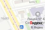 Схема проезда до компании Авто-Ресурс в Москве