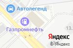 Схема проезда до компании АКВАСТРОЙ-М в Москве