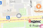 Схема проезда до компании Торговый ряд в Москве