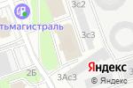 Схема проезда до компании ЛЕОРА в Москве