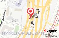 Схема проезда до компании Мастерская Профессиональной Анимации в Москве