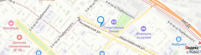 Ивантеевская улица