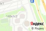 Схема проезда до компании Учебно-методический центр по ГО и ЧС Южного административного округа в Москве