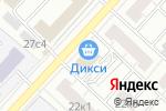 Схема проезда до компании ЮрЦентр в Москве