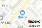 Схема проезда до компании Кендро в Москве