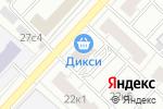 Схема проезда до компании Верверс в Москве