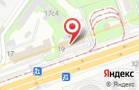 Схема проезда до компании Элаг Пресс в Москве