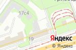 Схема проезда до компании РосГеоСервис в Москве