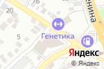 Схема проезда до компании Березка в Новороссийске