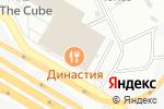 Схема проезда до компании И-ЛОНГ в Москве