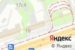 Схема проезда до компании RailTrans Logistics в Москве