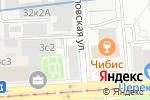 Схема проезда до компании КБ Финансово-промышленный капитал в Москве